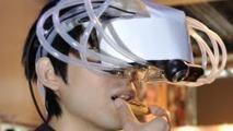 Des lunettes japonaises pour transformer un fade biscuit en délice chocolaté
