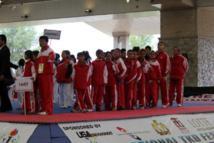 Moisson de médailles à l'International Taekwondo Festival 2012 pour Tahiti
