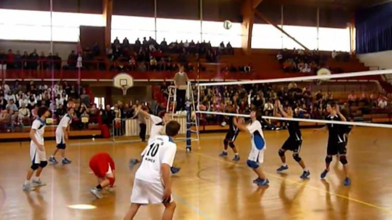 USSP - 1ers résultats championnats du monde scolaire de volley-ball ISF, nos cadets en deuxième position!