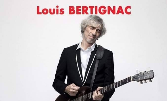 Louis Bertignac en Polynésie fin avril