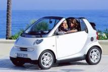 """Emission CO2: des Smart diesel et une hybride japonaise, """"voitures propres 2012"""""""