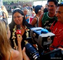 Tatiana Hart est directrice de l'Etablissement public Vanille de Tahiti