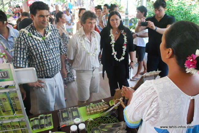 Semaine de la Vanille : A la découverte de l'or noir de Tahiti