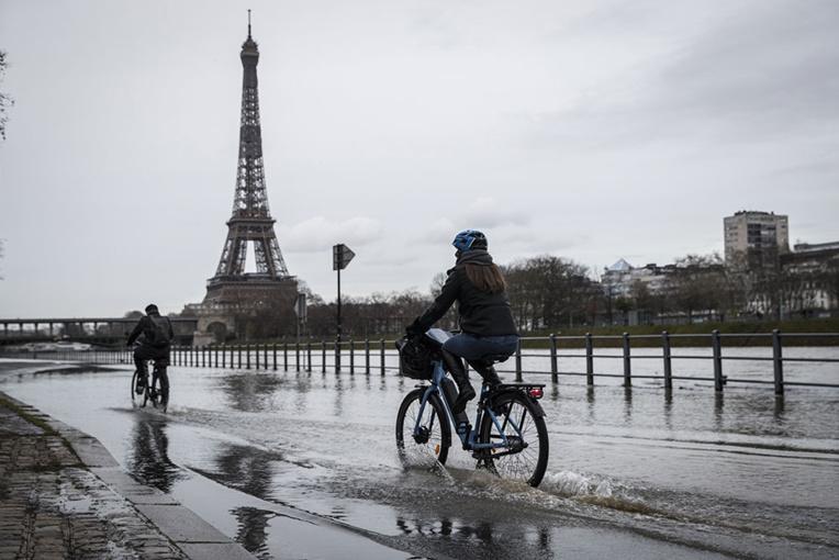 Vigilance orange inondation pour la Seine et la Garonne
