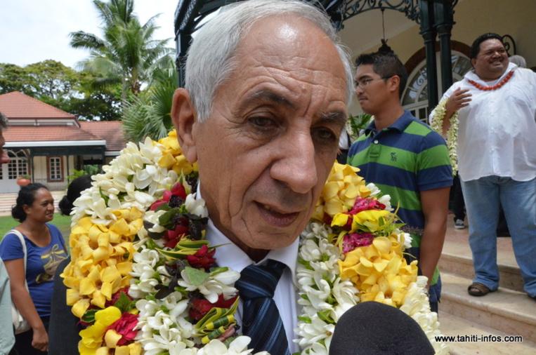 Disparition de l'ancien ministre Albert Solia