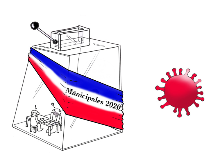 """""""Elections ou pas elections?"""", par Munoz"""