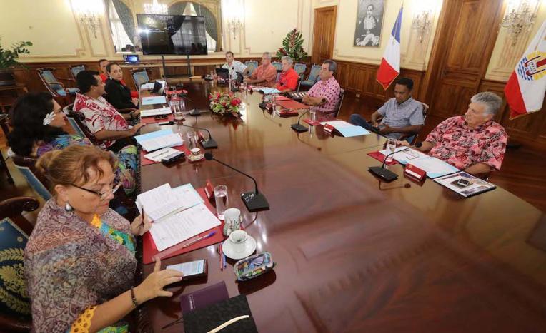 Coronavirus : Le Pays planche sur un « plan de sauvetage de l'économie »
