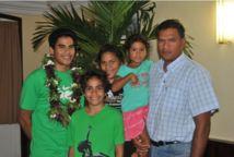 Le fils de Tauhiti Nena vice-champion universitaire de boxe