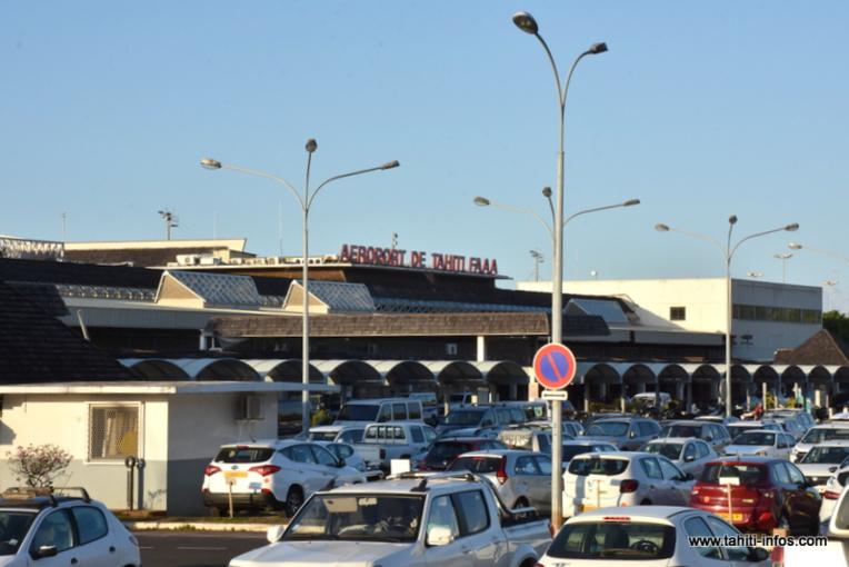 Le contrôle sanitaire à l'aéroport renforcé