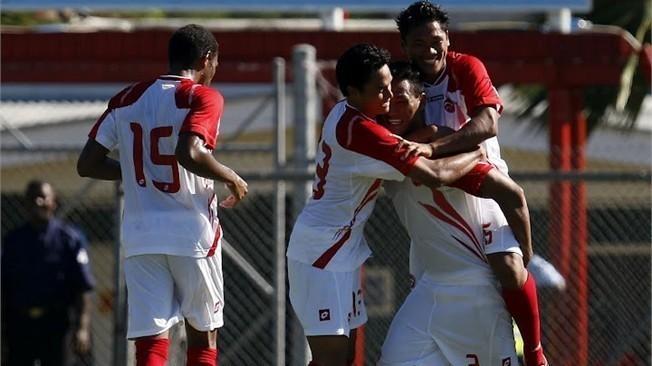 """Football: Tahiti remporte la """"Coupe des Nations de l'OFC"""" et entre dans l'histoire"""