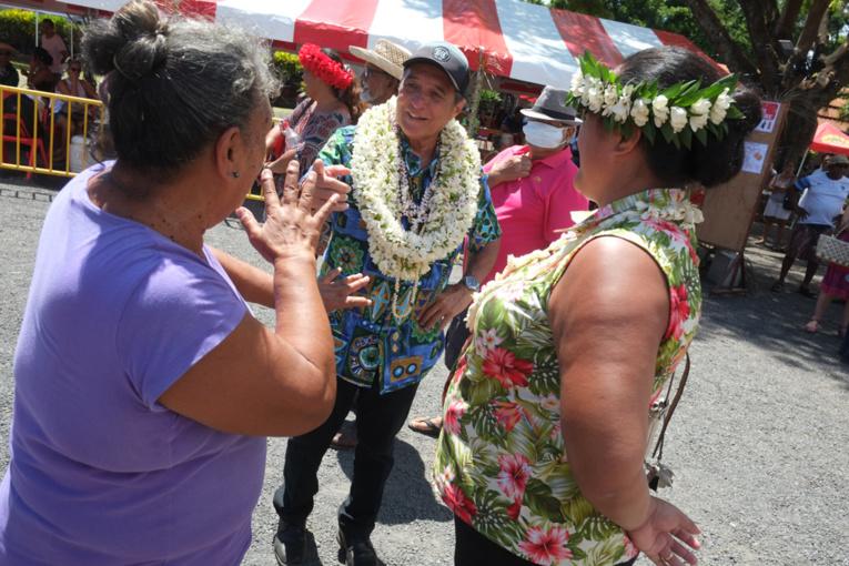 Michel Buillard frôle la victoire avec 49,07% à Papeete