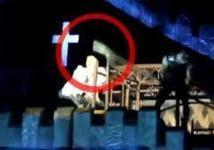 Lady Gaga heurtée à la tête lors de son concert en Nouvelle-Zélande