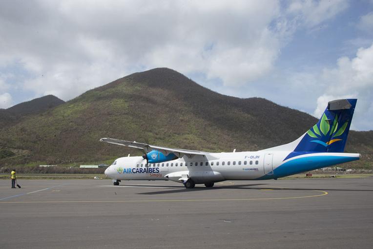 Coronavirus: restrictions des transports aériens en Outre-mer