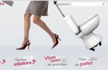 Un site internet pour aider ceux qui souffrent de besoins impérieux d'uriner