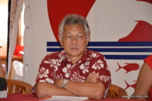 Gaston Tong Sang s'abstiendra au second tour des législatives