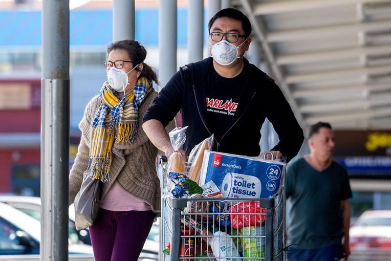 La panique gagne la Nouvelle-Zélande avant le confinement général