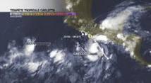 L'ouragan Carlotta se forme dans le Pacifique au large du Mexique