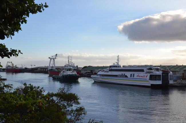 Port autonome le aremiti iv interdit de gare maritime - Port autonome recrutement ...