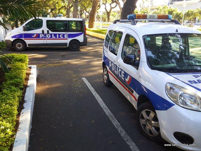 Un couple arrêté alors qu'il vendait de la fausse chloroquine à Tahiti