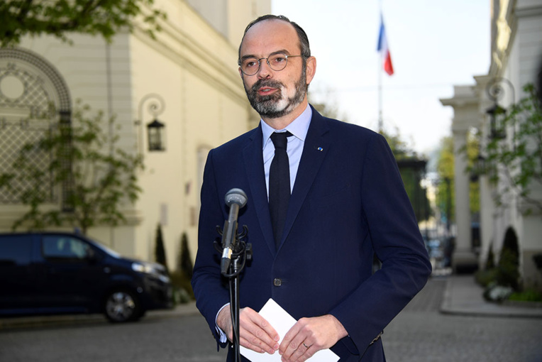 Coronavirus: en France, le confinement prolongé jusqu'au 15 avril