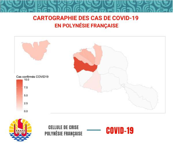 34 cas de coronavirus au fenua