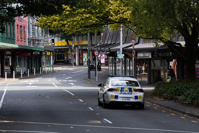 Confinement en Nouvelle-Zélande: un site de délation victime de son succès