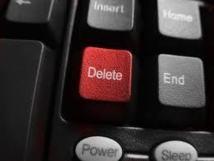 Google: Les messages politiques, 1ers visés par les demandes de suppression