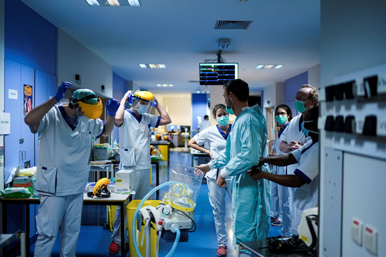 Coronavirus: décès d'une adolescente de 12 ans en Belgique