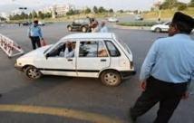 """Pakistan: des policiers qui n'auront pas perdu leur """"bide"""" resteront au bureau"""