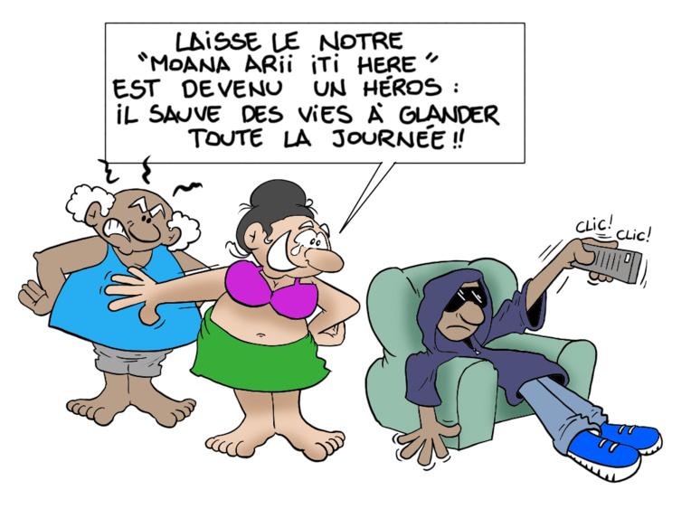 """""""Le confinement vu par les ados"""", par Munoz"""