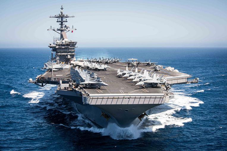 Coronavirus: appel à l'aide du commandant d'un porte-avions américain