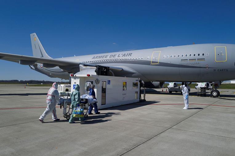 Une journée avec Morphée, l'atout de l'armée de l'air contre le coronavirus