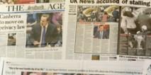 Remède de cheval pour la presse écrite australienne, secouée par l'internet