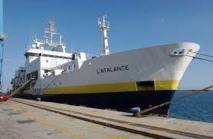 Nouméa, plateforme pour missions océaniennes de l'Atalante