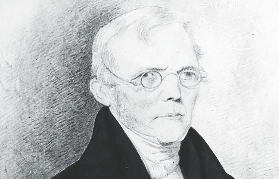 Un portrait de Crook à la fin de sa vie. Pour le confort et la sécurité de ses filles, il préféra quitter Tahiti et s'installer à Sydney, puis chez son fils à Melbourne où il mourut.