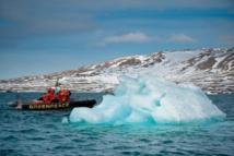 Greenpeace lance une campagne pour sauver l'Arctique