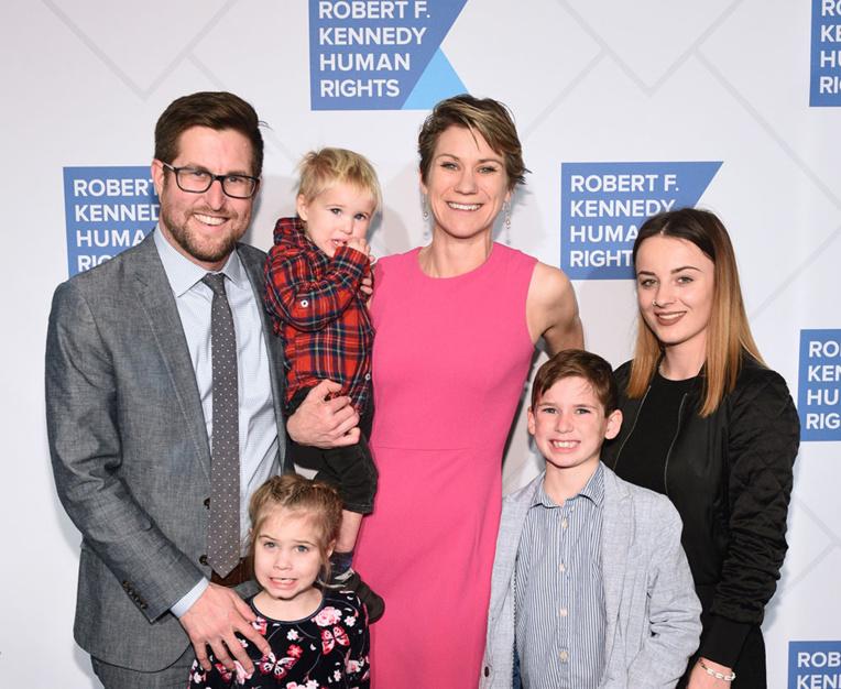 USA: deux membres de la famille Kennedy présumés morts