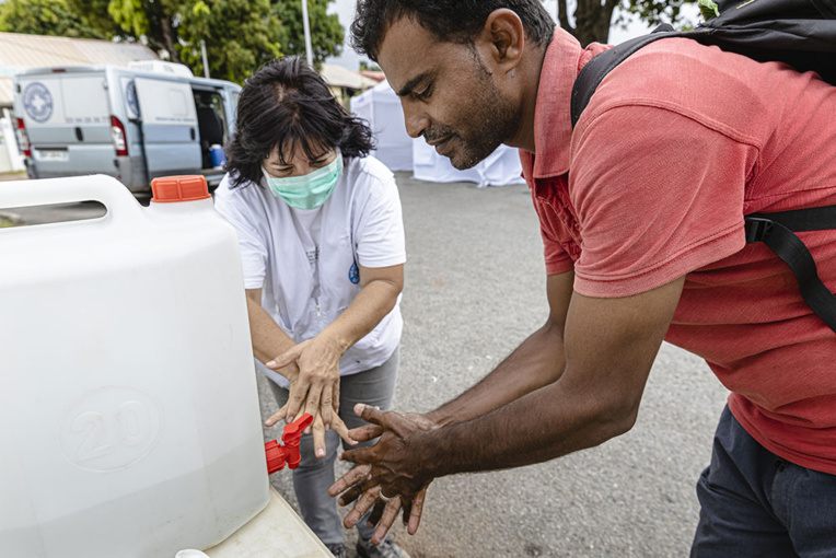 Coronavirus: La Guyane passe au stade 2 de l'épidémie