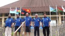 Mission en Nouvelle-Calédonie du Groupe Mélanésien Fer de Lance : reportée jusqu'à nouvel ordre