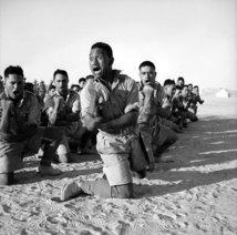 Décès du dernier membre du Bataillon Maori