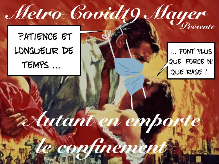 """Gone with the wind 2.0"", par Munoz"