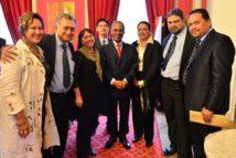 Rencontre V. Lurel et Te mana o te mau motu: Un ministre « des îles » à l'écoute « des îliens »