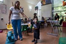 Mexique: un enfant de deux ans opéré d'une tumeur plus grosse que lui