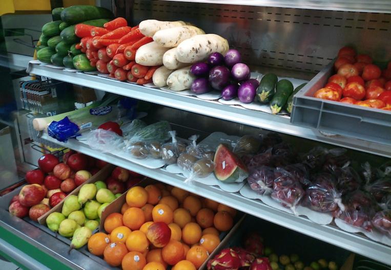 Fruits et légumes, la fièvre des prix