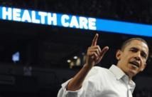 Moment de frayeur pour Obama qui a cru que sa réforme santé était invalidée
