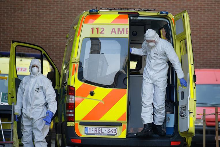 Bilan du coronavirus dans le monde à 11h GMT: près de 89.000 morts