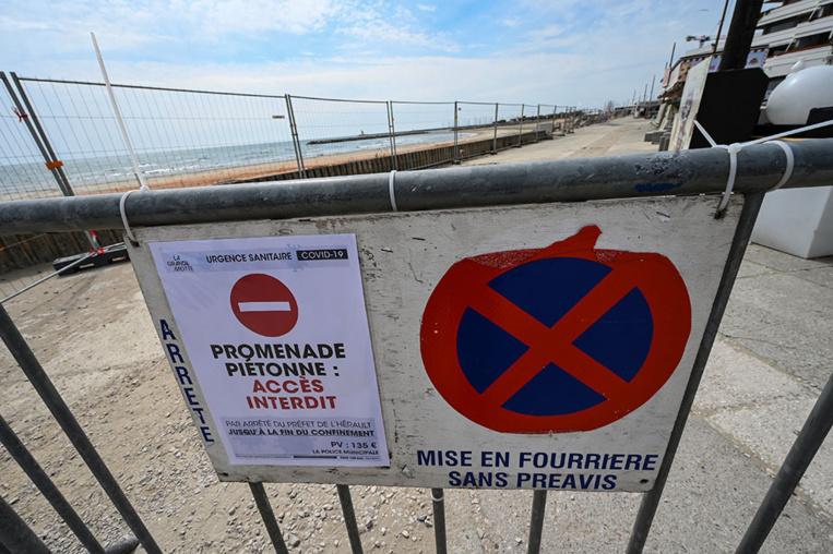 Pâques au temps de la pandémie: les Français priés de s'isoler