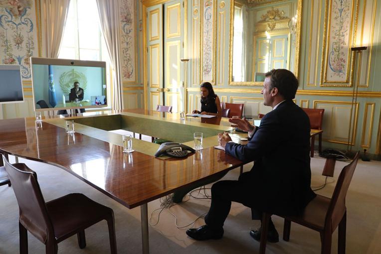 Macron envisage une prolongation du confinement au-delà du 10 mai (entourage)