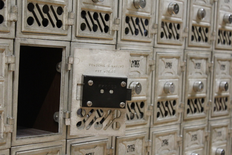 Le courrier se déconfine