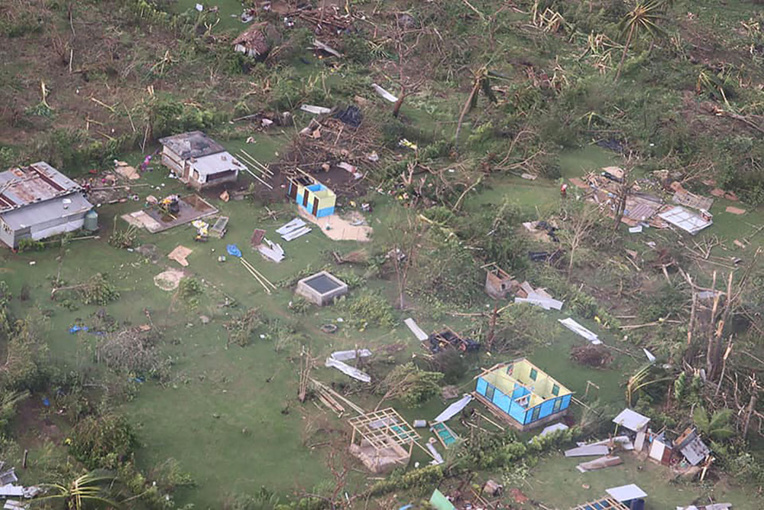 N-Calédonie : aide humanitaire pour le Vanuatu frappé par le cyclone Harold